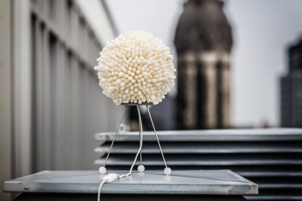 Upcycling-Lampe von Pappenheimer