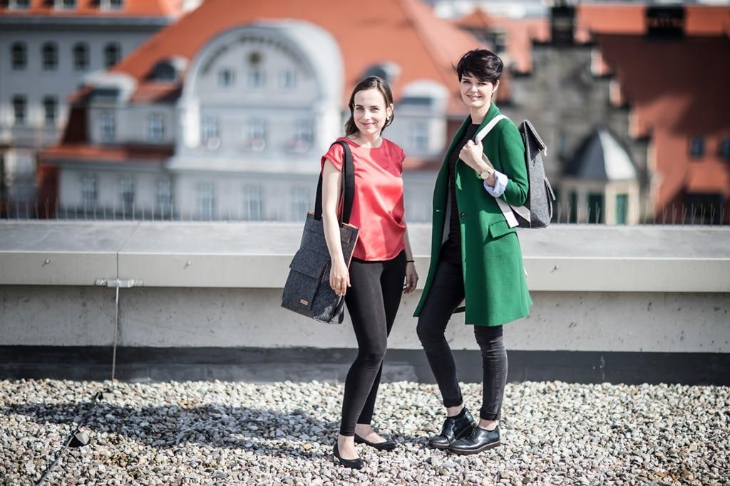 Anne Schwerin im Interview mit Jenny Ullmann vom Label Ravare