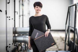 Designerin Jenny Ullmann