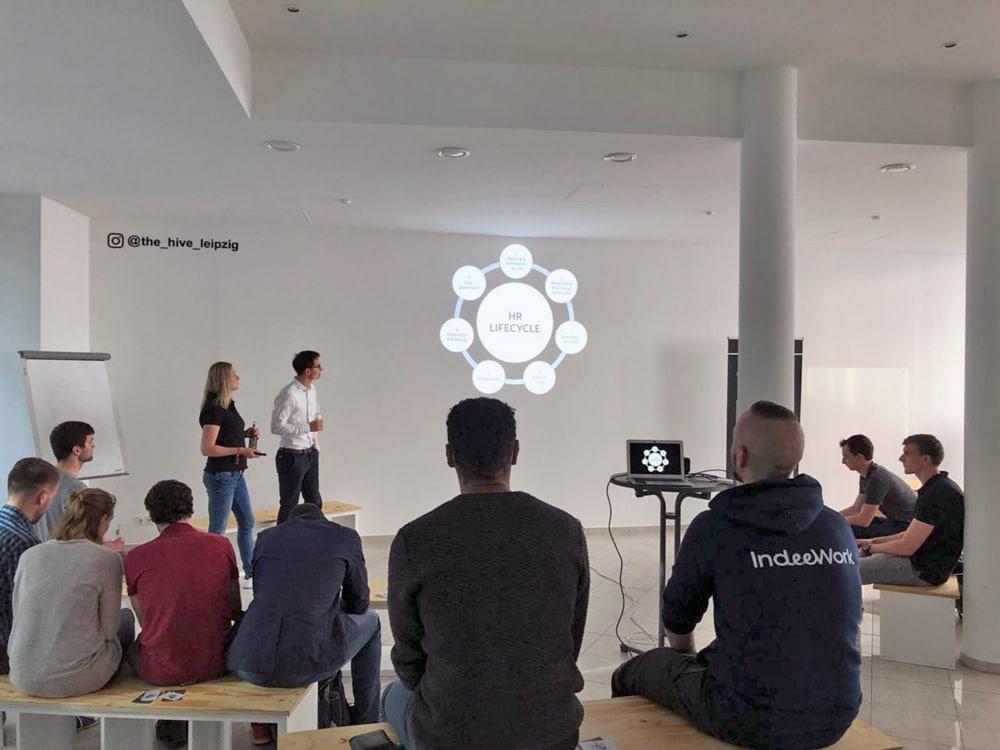 Startup SAFARI Leipzig 2018